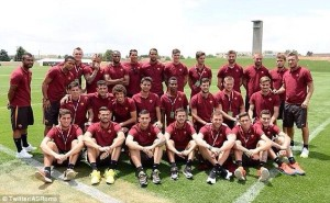 Ashley Cole may never fit in ...